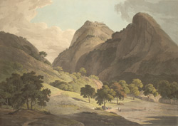 Jag Deo and Warrangur, hill forts in the Barramah'l